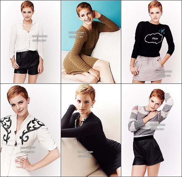 . Re-découvrez des photos de Emma pour le photoshoot de Mariano Vivanco, cette fois les photos sont en HQ. .