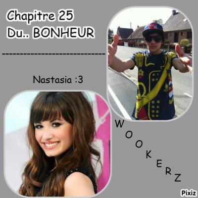 Chapitre #25 Du.. BONHEUR !