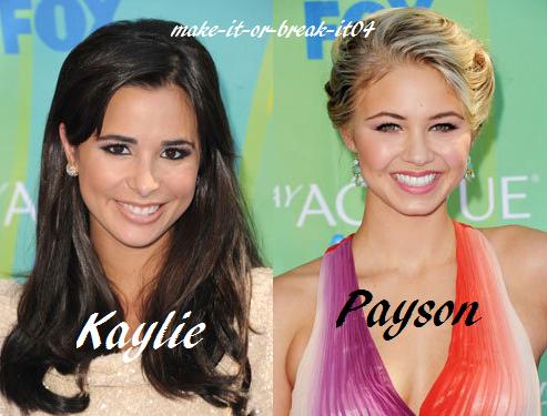 Kaylie vs Payson