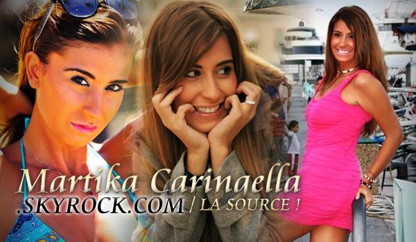 ● Www.Martika-Caringella.Skyrock.Com ● Ta source d'info' sur M.A.R.T.I.K.A !