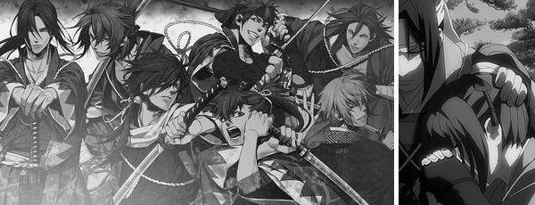 Hakuouki: Shinsenguli Kitan