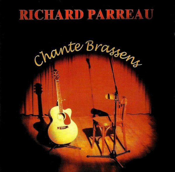 Album Richard Parreau chante Brassens - 1998