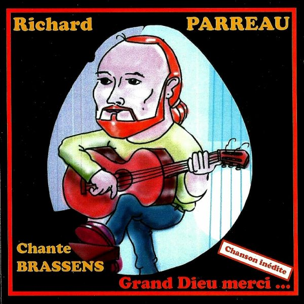 "Album ""Grand Dieu merci"" - 2004"