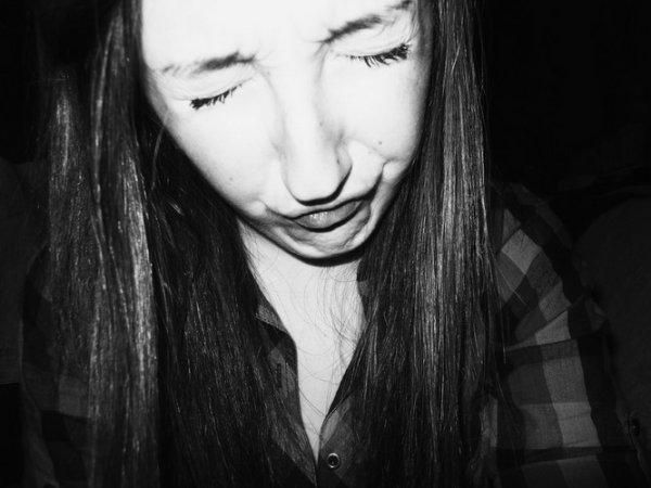 J'ai rien fait de grave, à part peut être trop t'aimer.