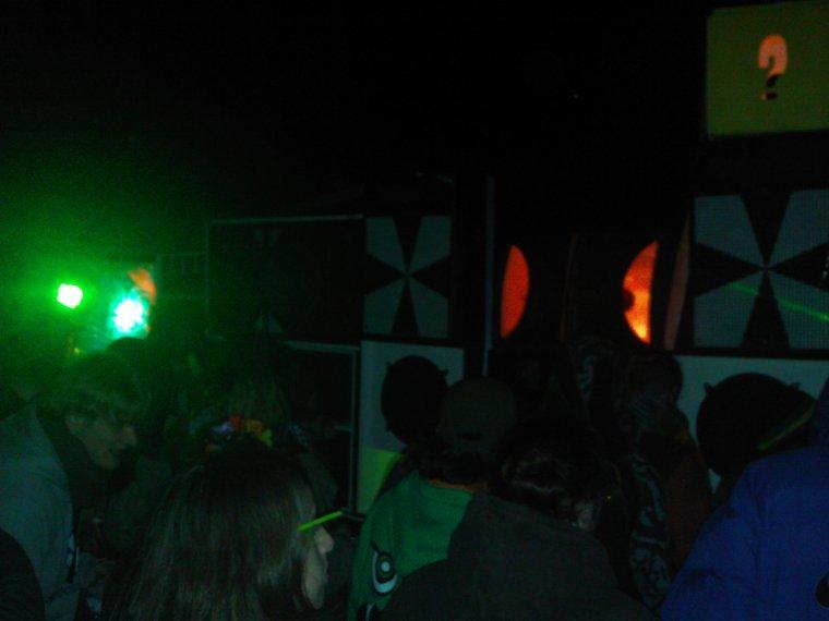 Teuf le 85 part en Live Part le 25 février 2012 dans le 85