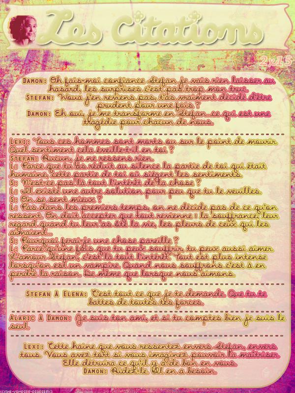 ● The-Vampire-Diariesx3.skyrock.com 2x15 Dîner Entre Ennemis Création │ Décoration │Inspi Citations │Gifs│Newsletter