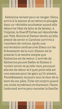 ● The-Vampire-Diariesx3.skyrock.com 2x01 Que La Partie Commence Création │ Décoration │Inspi Citations │Gifs│Newsletter