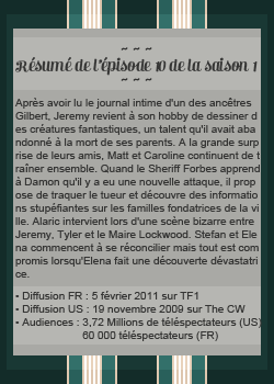 ● The-Vampire-Diariesx3.skyrock.com 1x10 Le Point de Non-Retour ๑ Création ๑ Décoration ๑