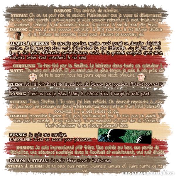 ● The-Vampire-Diariesx3.skyrock.com 1x09 Le Cristal de la Discorde ๑ Création ๑ Décoration ๑