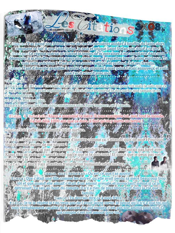 ╚> イɦε-ναɱρɪʀε-のɪαʀɪεѕх3 : Saison 3 Épisode 08 Création ▪ Décoration ▪ Newsletter