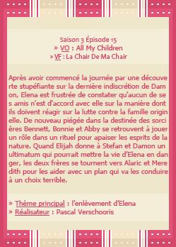 ╚> イɦε-ναɱρɪʀε-のɪαʀɪεѕх3 : Saison 3 Épisode 15 Création ▪ Décoration ▪ Newsletter