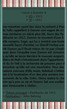 ╚> イɦε-ναɱρɪʀε-のɪαʀɪεѕх3 : Saison 3 Épisode 16 Création ▪ Décoration ▪ Newsletter