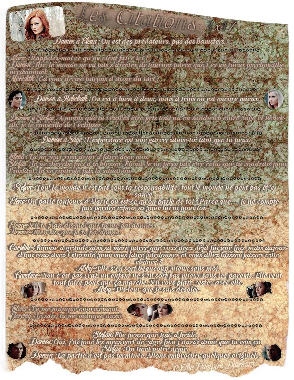 ╚> イɦε-ναɱρɪʀε-のɪαʀɪεѕх3 : Saison 3 Épisode 17 Création ▪ Décoration ▪ Newsletter