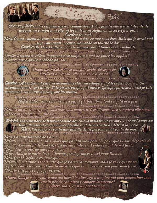 ╚> イɦε-ναɱρɪʀε-のɪαʀɪεѕх3 : Saison 3 Épisode 18 Création ▪ Décoration ▪ Newsletter