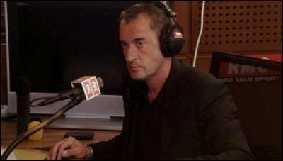 """. ° • . Christophe dans """"Les Grandes Gueules"""" ."""