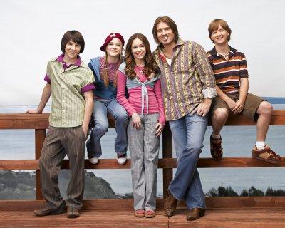 La série Hannah Montana