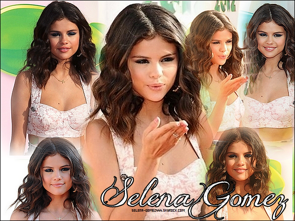 Bienvenue sur selena-gomez444,ta source sur la sublime Selena Marie Gomez !