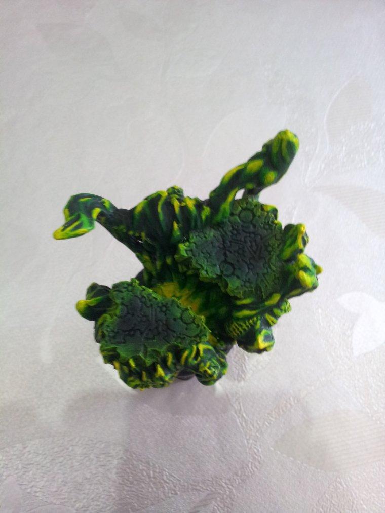 je toujours aimer voir des flammes vertes xD
