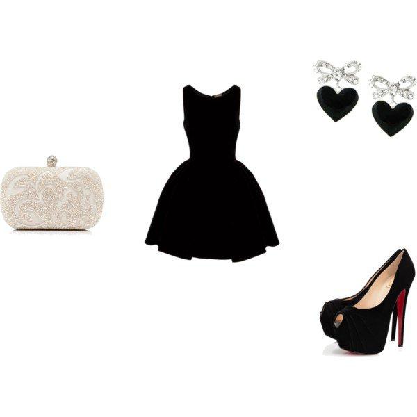 La base : La petite robe noire !
