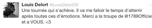 Tweeter... Le Comeback !!!