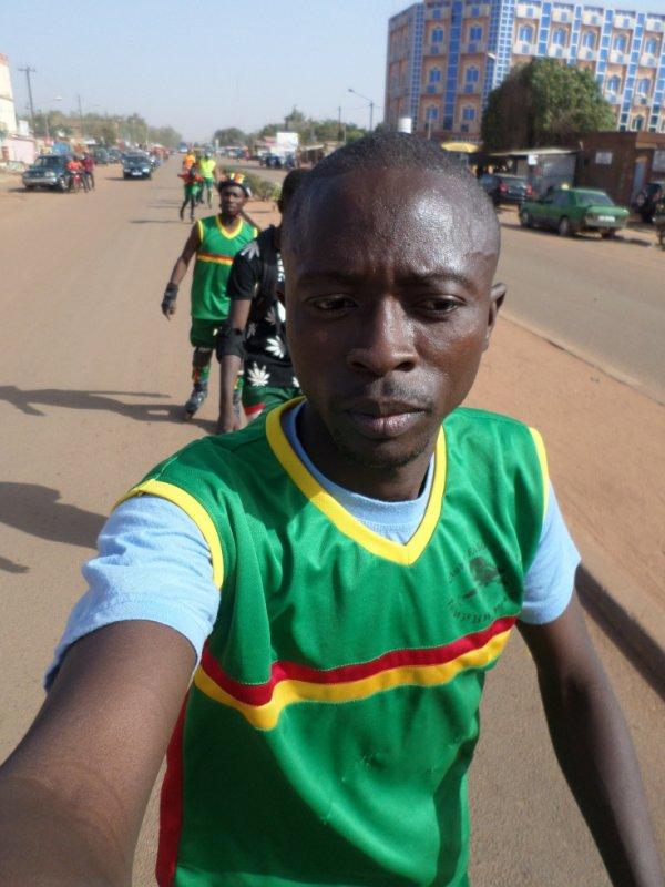 Parade Roller Ouaga