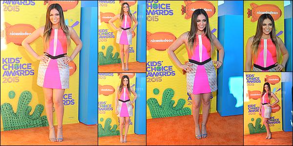 . 28/03/15- La belle Bethany Noel Mota était présente aux Kids Choice Awards à - Santa Monica (CA) (+) Côté Look:. Je trouve Bethany absolument magnifique, j'aime vraiment beaucoup sa robe ainsi que sa mise en beauté, je lui accorde un top ! .