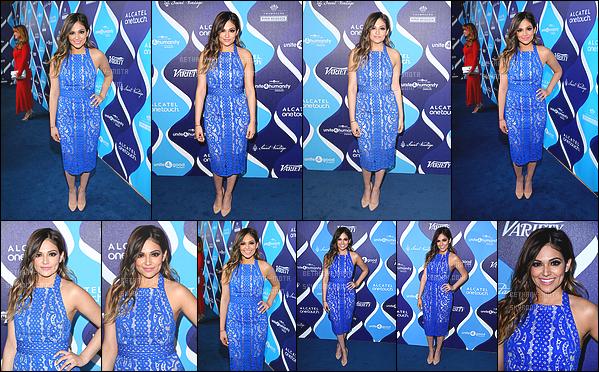 . 19/02/15- Bethany Mota sur le blue carpet lors de l'évènement Humanity Event à - Los Angeles (CA) (+) Côté Look:. Décidement elle enchaîne les tops en ce moment. J'aime sa robe, elle est juste sublime et pour la mise en beauté rien à dire ! .