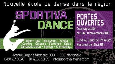 Nouvelle école de danse