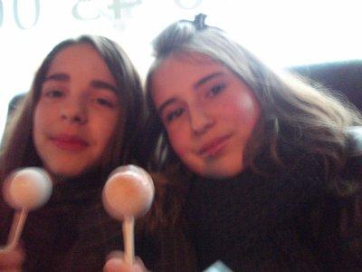 Pringles & Moii !! <3