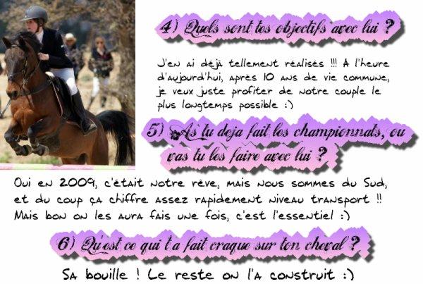 Gabelou et Léa, c'est pour toujours et à jamais ! ♥