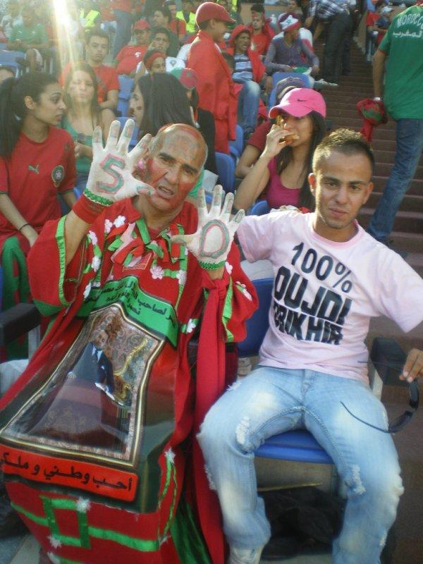 moi a marrakeche 9 octobre 2011