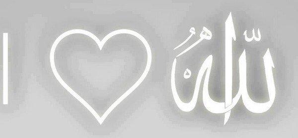 J'ai aimé Allah d'un amour qui a rendu aisée toute épreuve, et m'a fait agréer toute chose, ainsi, avec l'amour que je Lui porte, peu m'importe ce qui m'arrive au soir ou au matin ...  'Amir Ibn 'Abd Qays Al-Hilyah (2/89)