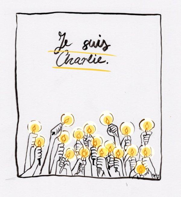 CHARLIE HEBDO & la France