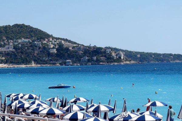 Départ à Nice