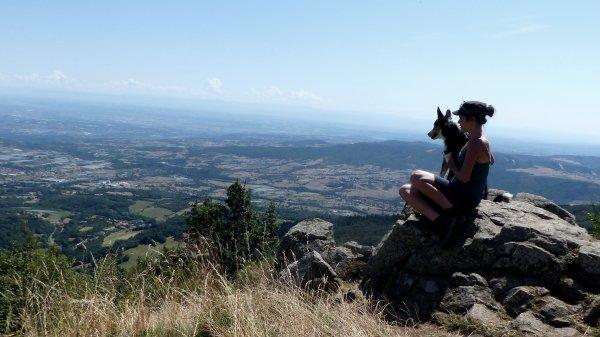 Vacances dans le Pilat