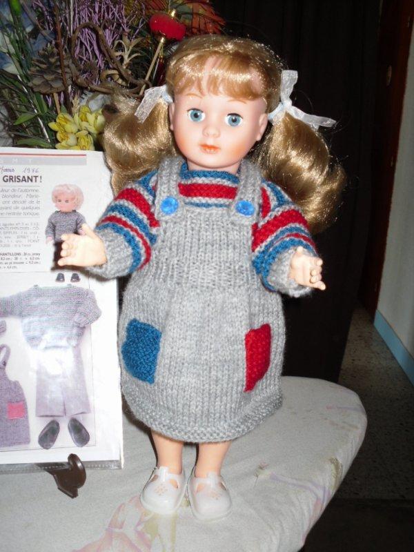 pull et robe pour Anne Françoise