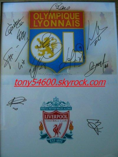 Lyon - Liverpool