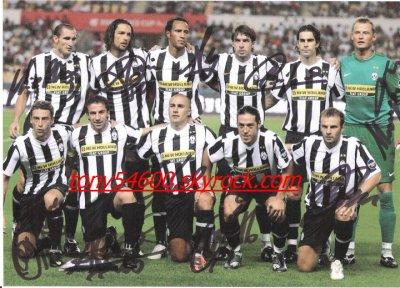 Juventus de Turin: (peace cup Juillet 2009)