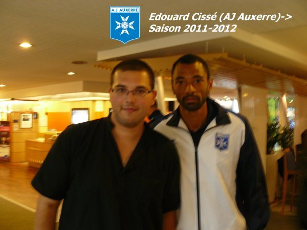 Aj Auxerre saison 2011-2012