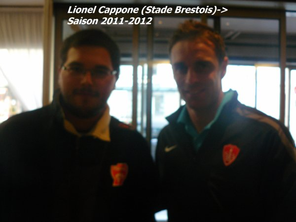 Stade Brestois Saison 2011-2012