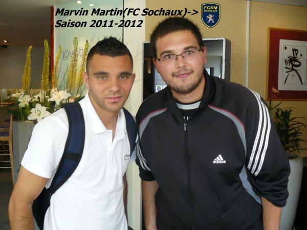 FC Sochaux montbelliard Saison 2011-2012