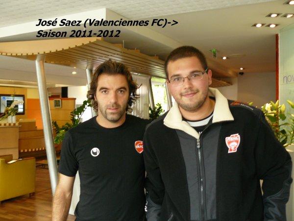 Valenciennes Saison 2011-2012