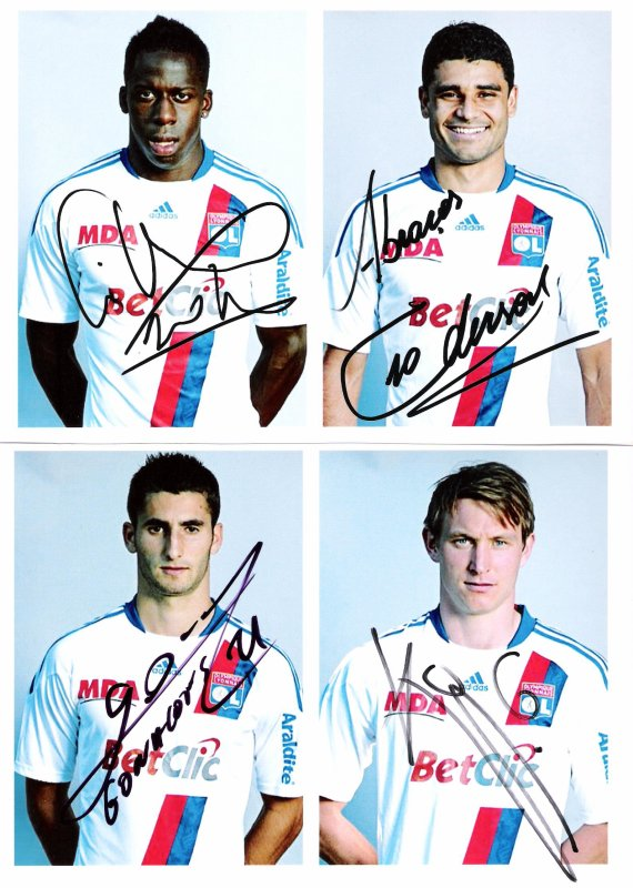 Olympique Lyonnais 2011-2012