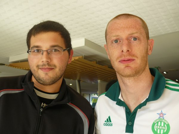 AS Saint - Etienne Saison 2011-2012