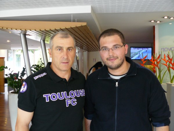 Toulouse Football Club Saison 2012-2013