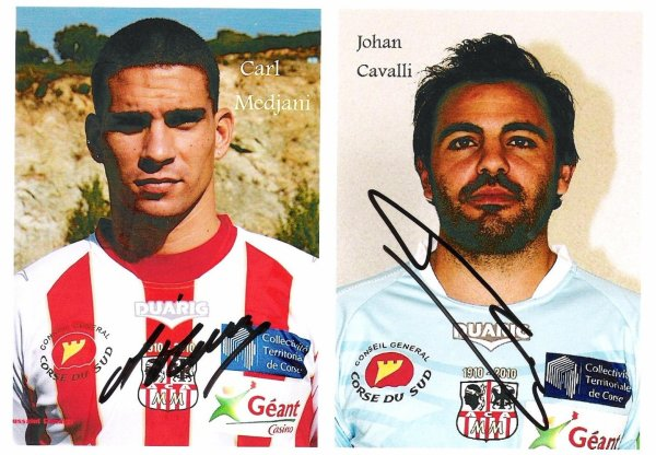 AC Ajaccio Saison 2011-2012