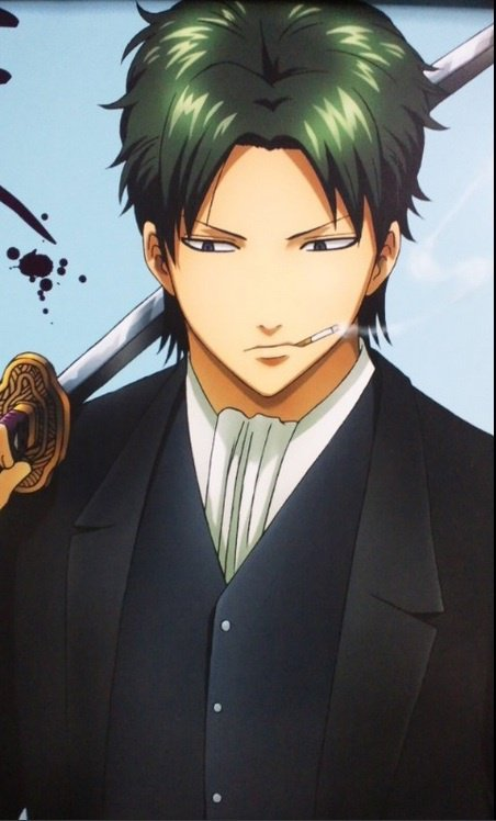 Hijikata Toushiro [Film of Gintama]