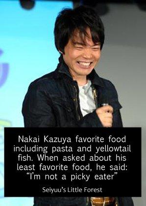 Nakai Kazuya
