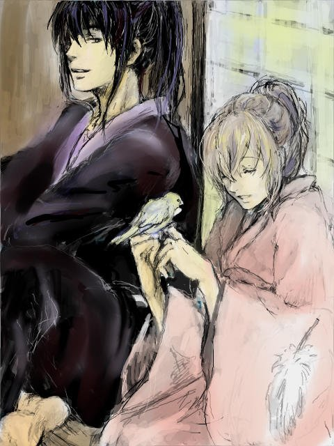 Hijikata & Mitsuba