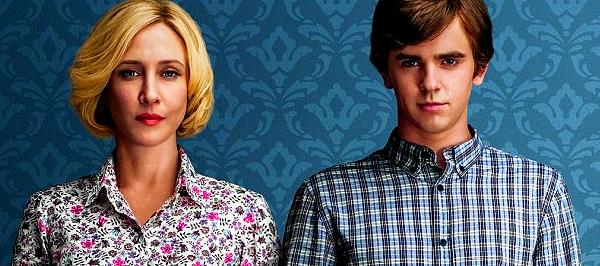 .  EXCLU  Promo de la saison 2 de Bates Motel dévoilée par la chaine ! .